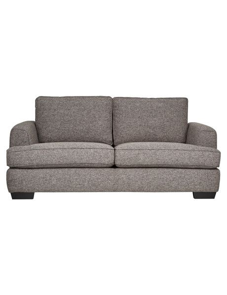 Create a sophisticated look in your living area with the Max 2-seater sofa from Casa Roma.