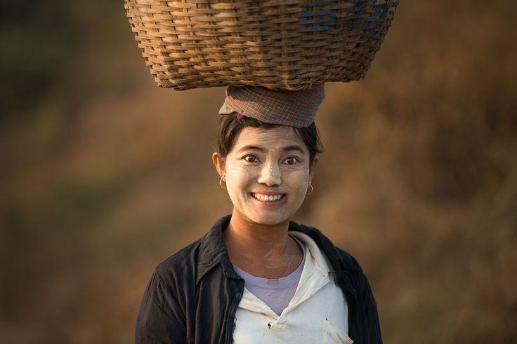 Smile of Myanmar by Sarawut Intarob on 500px