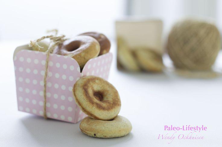 Paleo recept: valentijn-mini-donuts