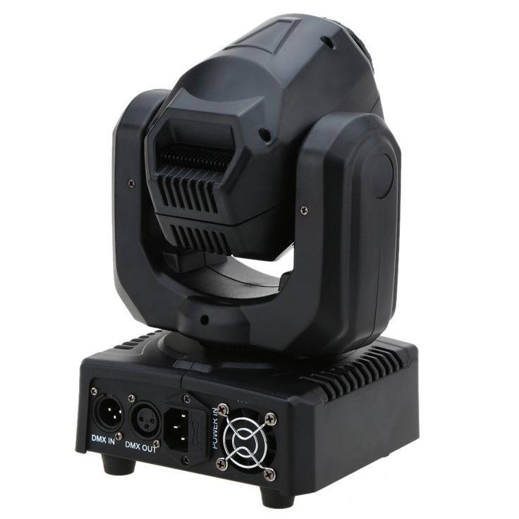 Only US$108.99, eu 30W DMX512 Sound Control Auto Rotating 7 / 10 Channels Rainbow - Tomtop.com