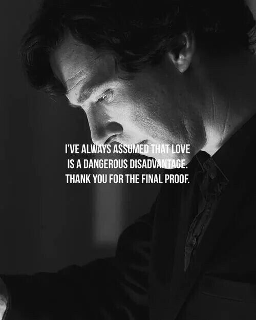 "This is my quote now. I shall use this whenever I can. Just like ""This is not my division"" and ""MOFFAT"""