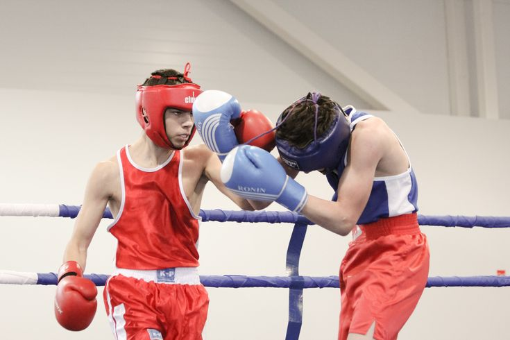 Конспект занятия по боксу