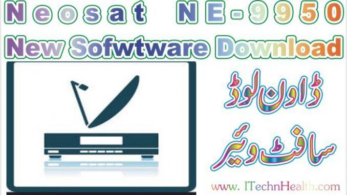 Neosat NE-9950 HD Receiver New Software Download | Mr  Dish