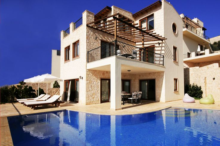 Villa Dahna with Private Pool and Excellent Sea View, Kalkan, Turkey