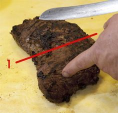 Santa Maria County in California has an international reputation for their local barbecue specialty, Tri-Tip steak.