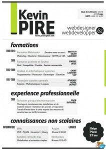 modele cv quebec   C V   Pinterest   Quebec and Seo Exemple de CV  info