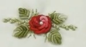Bordado passo a passo: Bordado Ponto Rococó: Bordado Paso, Embroidery Embroidery, Bordado Ponto, Bordado Brasileño, Bordado Passo, Ponto Rococó, Bordar Vário, Bordado Rococó, Como Bordar