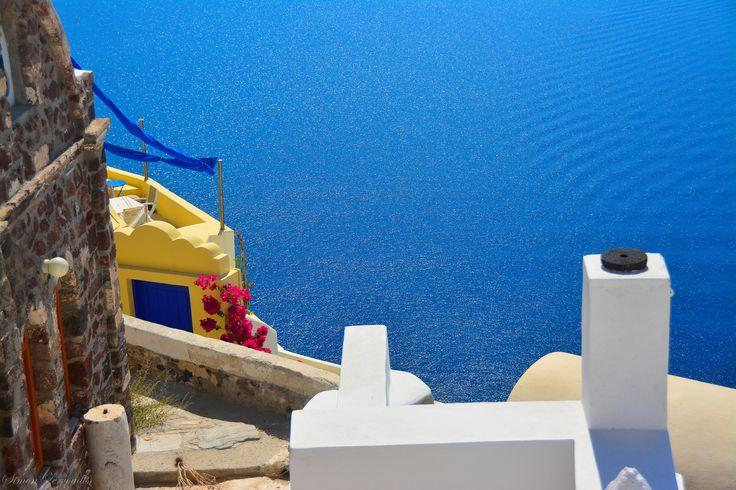 https://flic.kr/p/gM5AEt | Santorini Greece.