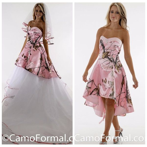 I found some amazing stuff, open it to learn more! Don't wait:https://m.dhgate.com/product/2017-sweetheart-pink-satin-camo-wedding-dress/404045766.html