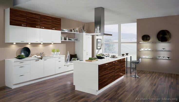 Kitchens Cabinets, Kitchen Ideas, Dark Wood Kitchens, Kitchen Cabinets