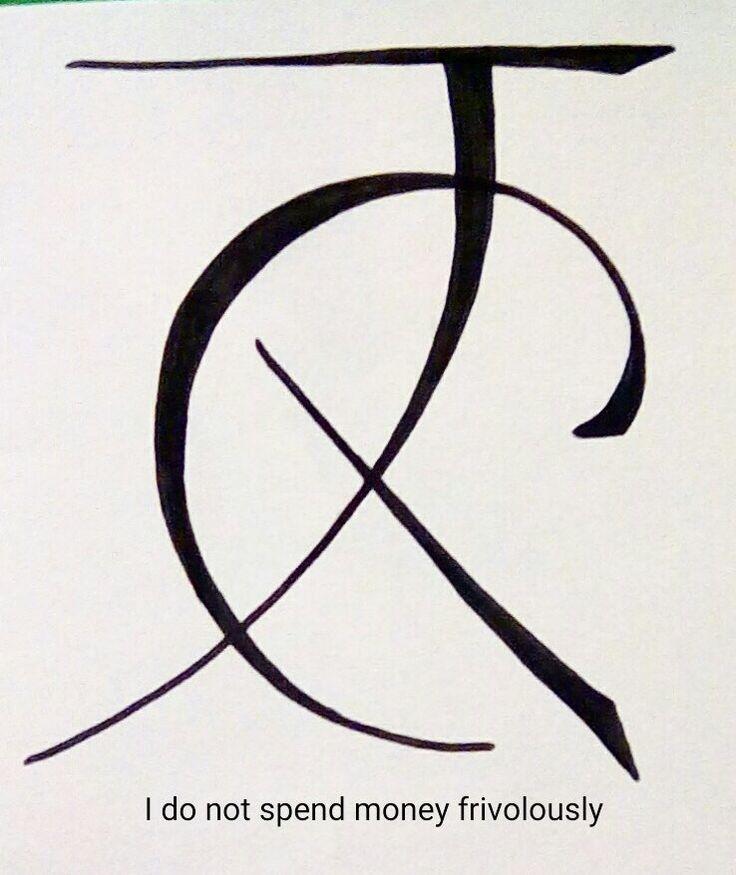 17 meilleures images propos de symbols sigils and code - Symbole de protection ...