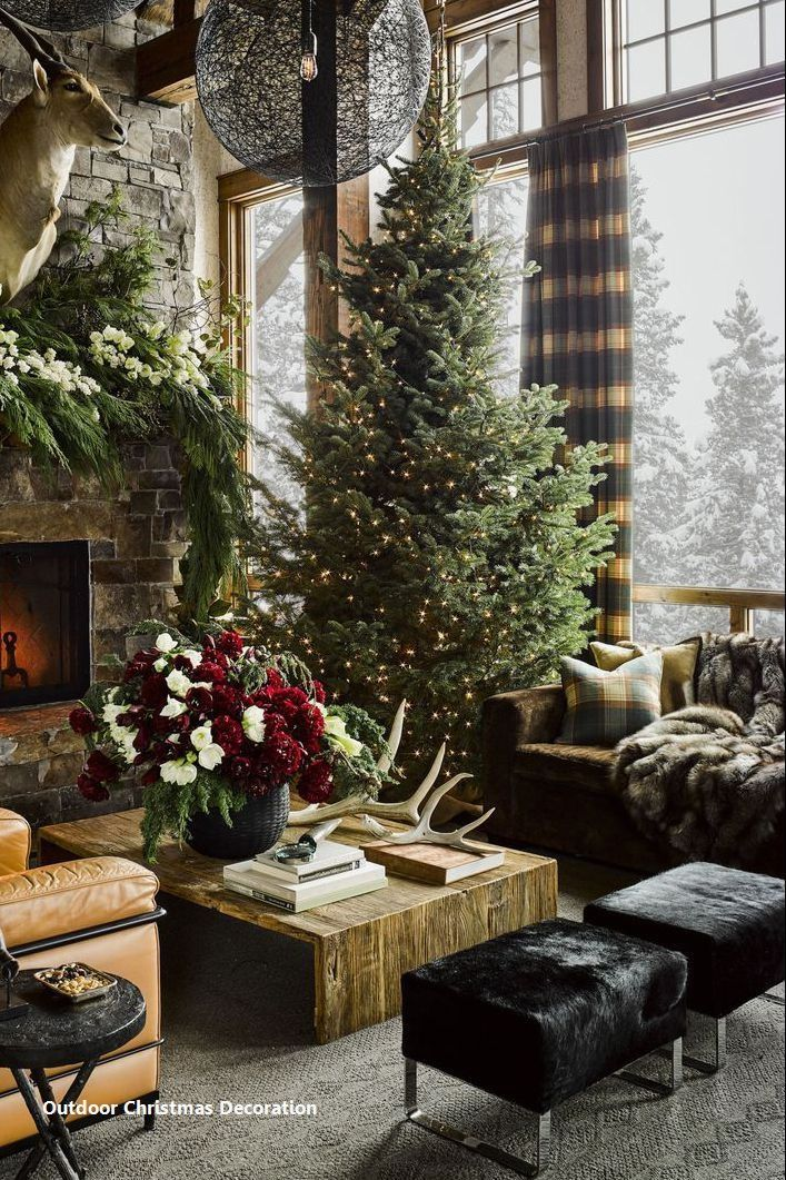 Outdoor Christmas Decorations 2019.New Outdoor Christmas Decor Trends 2019