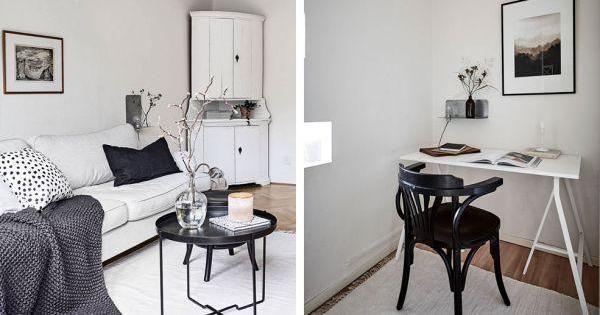 La personalidad de un casa antigua se potencia con esta decoración de estilo nórdico. ¿Nos damos una vuelta por la casa? http://a.facilisimo.com/v2/2075043?fba