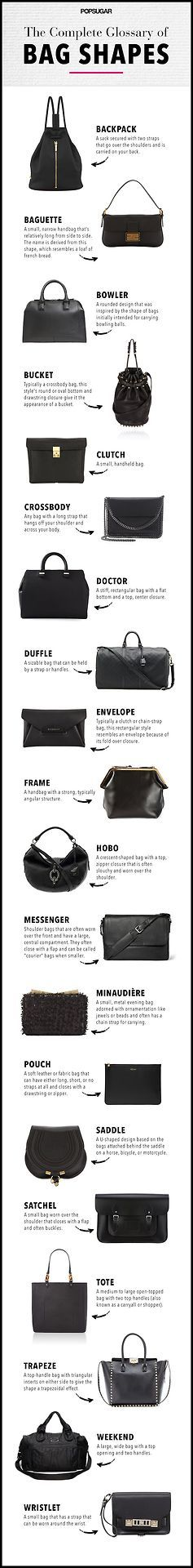 Everything You Need to Know About Bags #ClaudiasBargainBlessings