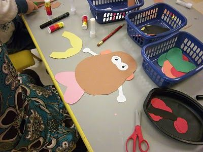 Activities and crafts for Pre-k
