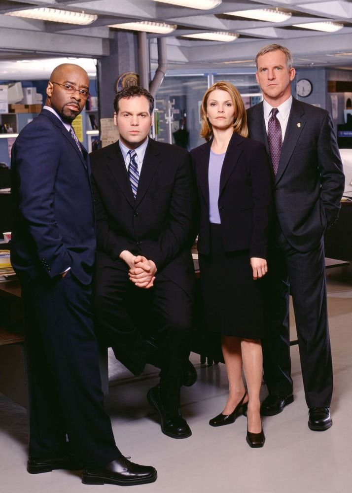 Law & Order:Criminal Intent (The original cast)