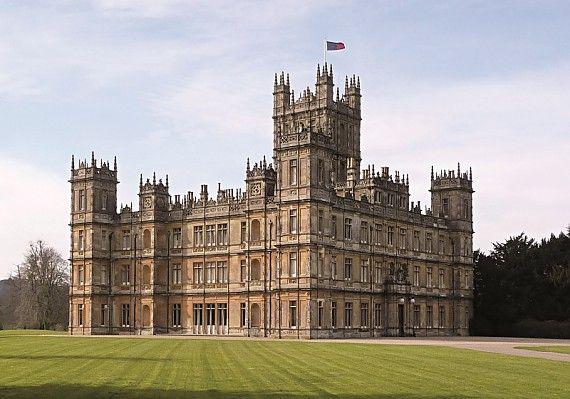 Highclere Castle - das wahre Downton Abbey