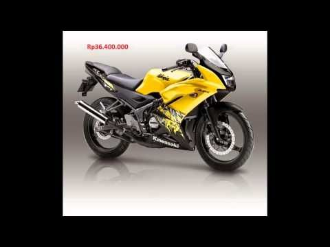 8 KAWASAKI NINJA SPORT MOTOR PRODUCTS LATEST(8 PRODUK MOTOR SPORT KAWASA...