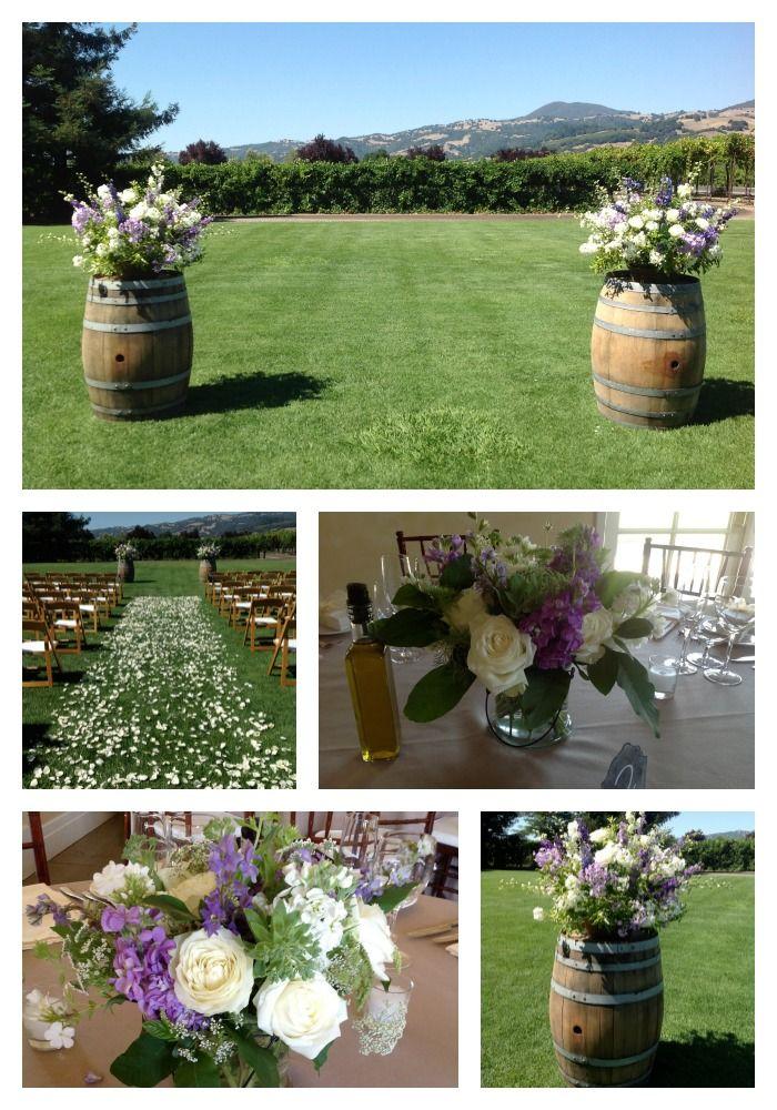 Wine Country Wedding - www.DragonflyFloral.com - #trentaduewedding #dragonflyfloral