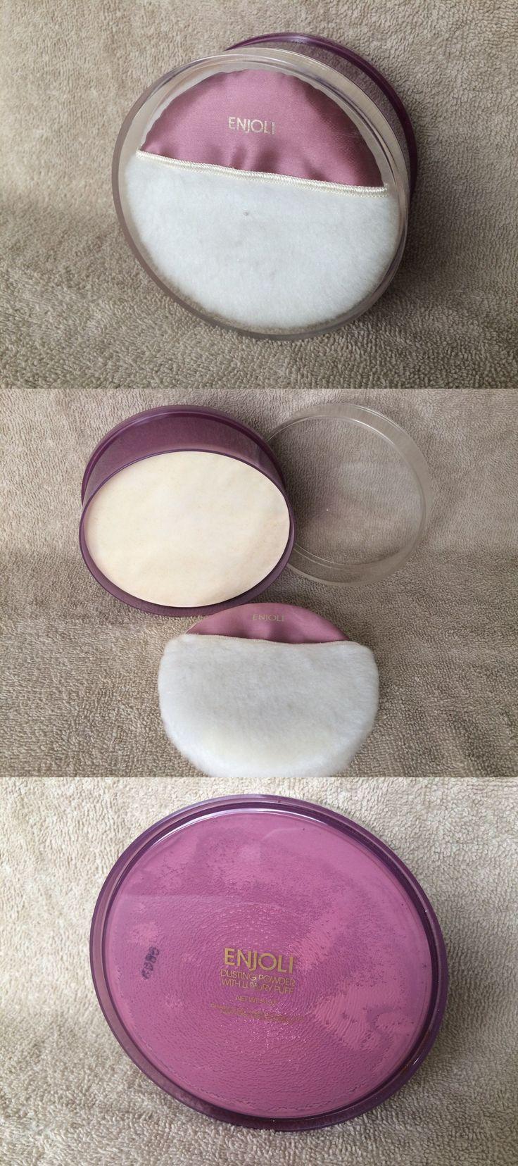 Body Powders: Sealed Enjoli Charles Of The Ritz 5 Oz Bath Body Dusting Powder Free Ship -> BUY IT NOW ONLY: $69.99 on eBay!