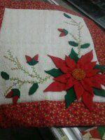 Hermosa decoración para tus cojines navideños, www.lareinamerceria.com