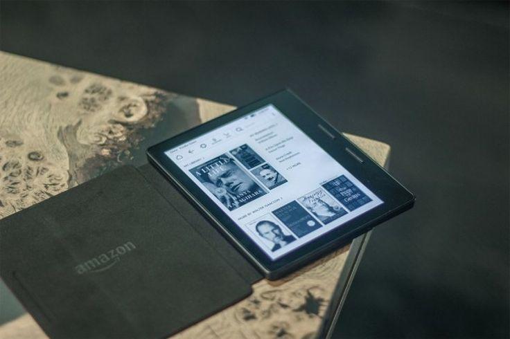 Probando el nuevo Kindle Oasis de Amazon