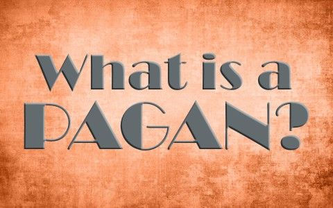 "What Is A Pagan? Is The Term Pagan Or Paganism Used In The Bible? - What does the word ""pagan"" mean when used in the Bible? What is ""paganism?"" ~ The word ""pagan"" originally meant a ""region delimited by markers,"" like a city or a state or even a region that was easily marked off. Now it literally means anyone else's religion or belief system that rests outside of their own religion. [...]"