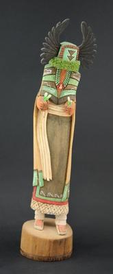 Hopi Crow Mother Kachina