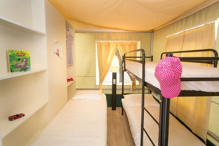 Lodgetent, tenda con bagno, alloggi