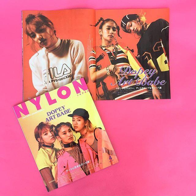 明日2月28日発売のNYLON JAPAN 4月号のカバーガールズにはE-girlsから新たに結成されたGIRLS HIP HOPユニットスダンナユズユリー @sudannayuzuyully__ が初登場表紙 ネクストトレンドミレニアムHIP HOPスタイルをテーマにちょっとドープでアートなガールズ達の新しいカルチャーを大特集 本日18:00 or 18:30 からナイロンのインスタアカウントで #スダンナユズユリー がインスタLIVEを生配信するよ 3人によるリアルな撮影秘話やファッショントークをお楽しみに @sudannayuzuyully__ @yurino_happiness #sudannayuzuyully #YURINO #須田アンナ #武部柚那 #Egirls #Happiness #GIRLSHIPHOP #nylonjapan  via NYLON JAPAN MAGAZINE OFFICIAL INSTAGRAM - Celebrity  Fashion  Haute Couture  Advertising  Culture  Beauty…