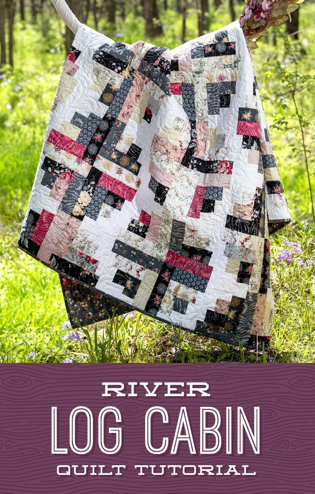 5 Log Cabin Patterns You Have to Try!