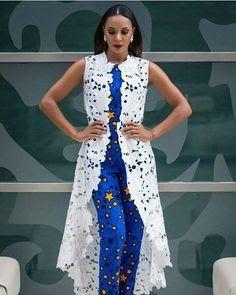 Look Smart With These Customize Ankara Styles -Vol 2 - Latest Ankara Styles Blog