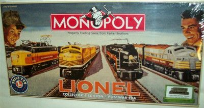 244 Best Different Monopoly Games Images On Pinterest