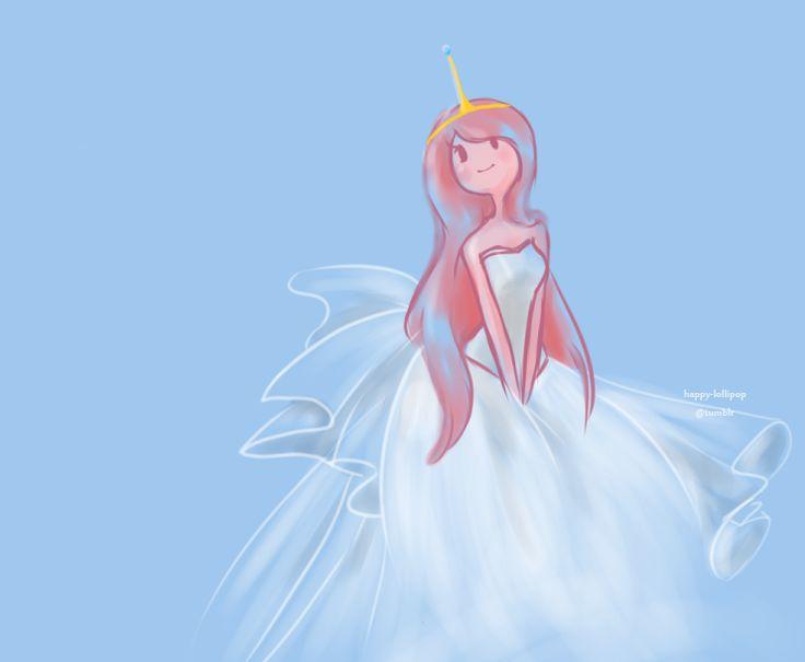 Princess Bubblegum by ange-silencieux.deviantart.com on ...