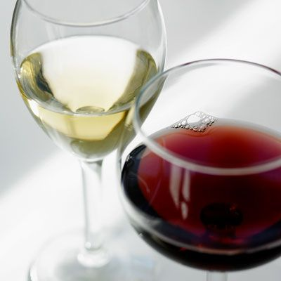 If you are having more than one type of wine with a meal, keep this suggestion in mind: Drink white wine before red and lighter wines before heavier ones to help your palate adjust.