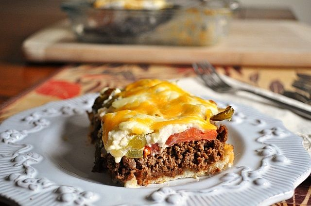 Little B Cooks: Chronicles from a Vermont foodie: John Wayne Casserole