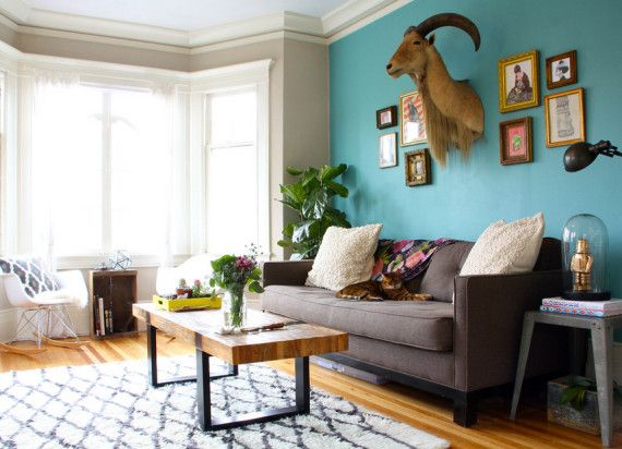 17 Best Ideas About Turquoise Accent Walls On Pinterest