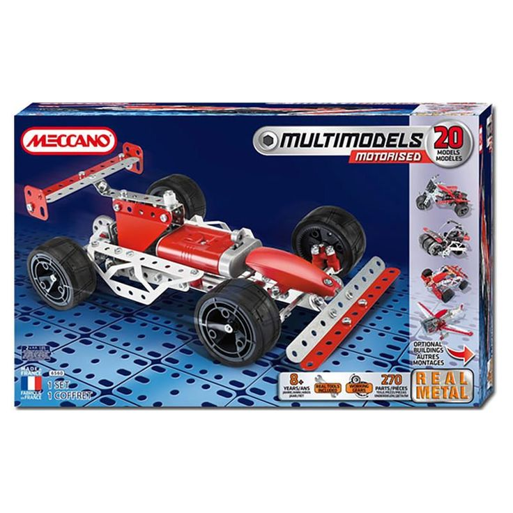 Family heirlooms I still have my uncles set. A great gift idea MECCANO Multi Model 20#toys2learn #construction #meccano #earlylearning