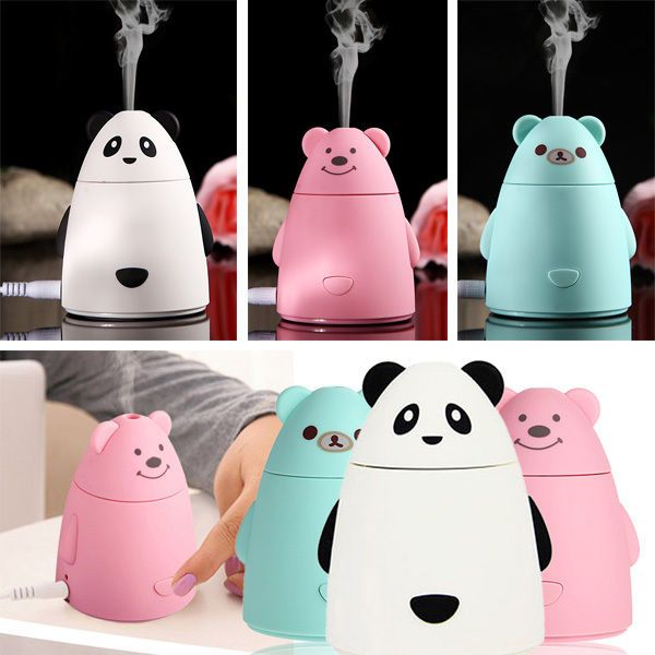 Mini USB Humidifier Air Purifier Aroma Diffuser Atomizer Office Home Portable #UnbrandedGeneric