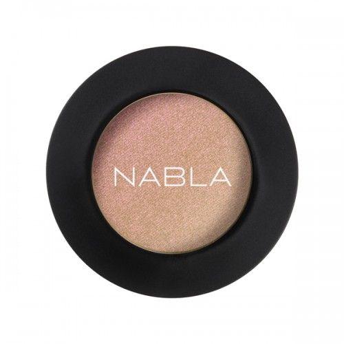 Prachtige losse (hoog gepigmenteerde) oogschaduw van Nabla Cosmetics! Kleur MADREPERLA;neutral / beige duochrome pink effect.Satin finish Zowel nat als droog aan te brengen! Crueltyfree & Vegan Makeup, zonder parabenenen siliconen etc. Inhoud: 2,5g