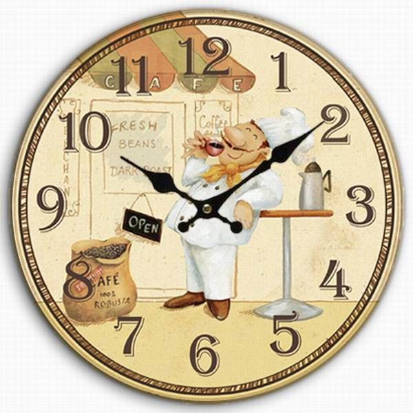 37 Best Kitchen Wall Clocks Images On Pinterest
