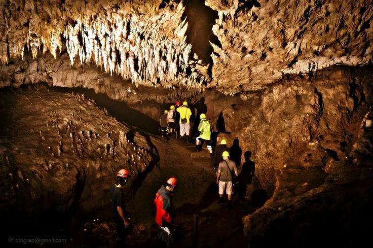 Buniayu cave