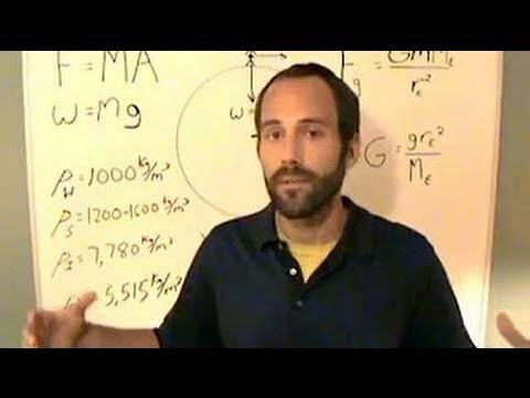 Ball's Out Physics Episode 2.0: The Gravitational Constant - YouTube Cavendish experiment .