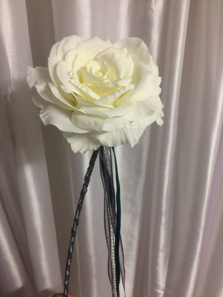 Single rose for Bridesmaids