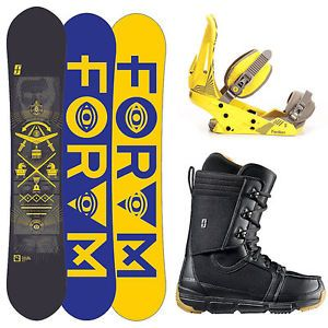 Forum The Honey Pot Complete Snowboard Package