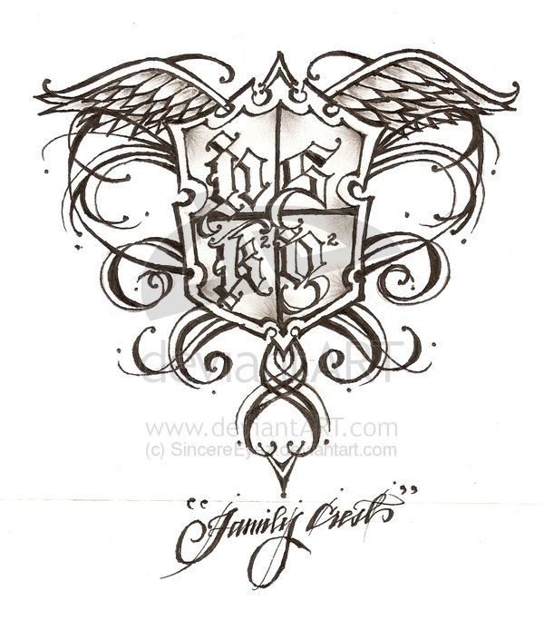 family crest like this background for our family shield cool tats pinterest a start. Black Bedroom Furniture Sets. Home Design Ideas
