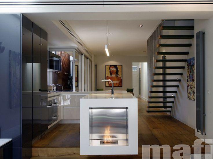 Coral Oil Black Brushed Natural Oil | Timber flooring | Kitchens | mafi
