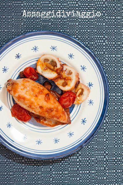 Una ricetta della tradizione: il calamaro imbottito