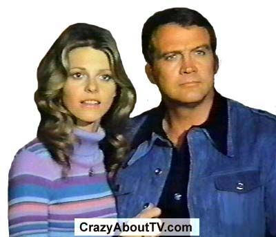 Bionic Woman  & The Six Million Dollar Man-- yes I watched both and loved them