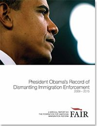 President Obama's Record of Dismantling Immigration Enforcement